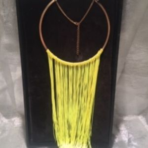 Jewelry - Tassled Necklace